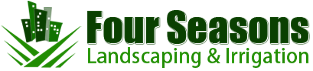 Logo, Four Seasons Landscaping & Irrigation